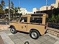 Cuerpo Nacional de Policía (España), automóvil Land Rover Santana 88 Especial, CPN 8001 S (43139423560).jpg
