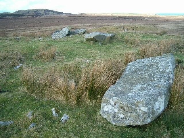 Cultoon stone circle - geograph.org.uk - 112430