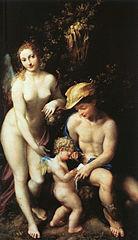 L'Éducation de Cupidon