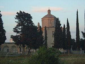Cursi - Image: Cursi santuario Maria SS. dell'Abbondanza