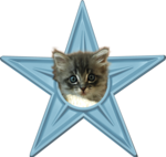 Cute Kitten Barnstar.png