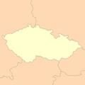 Czech Republic map blank.png