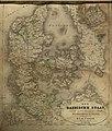 Dänemark Karte 1841 Friedrich Wilhelm Streit.jpg