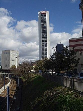 Tour Défense 2000 - Tour Défense 2000