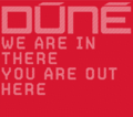 Dúné - We Are In There You Are Out There (German-coverart).png