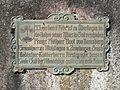 D-BW-KN-Mühlingen - Grabplatte des Franz Freiherr Buol von Berenberg.jpg
