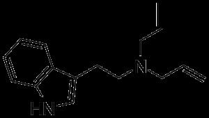 DALT - Image: DALT structure
