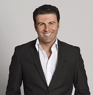 David Serero (opera singer) - Image: DAVID SERERO 2014 Headshot