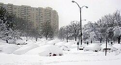February 5 6 2010 North American Blizzard Wikipedia