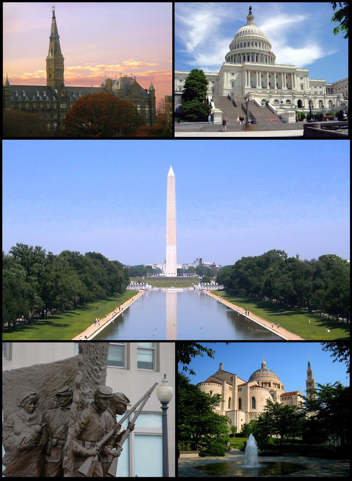 Washington D C Wikipedia La Enciclopedia Libre