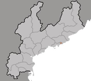 Kumho, South Hamgyong area of South Hamgyong, North Korea