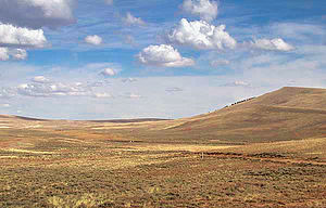 Missouri Fur Company - South Pass in southwestern Wyoming, where the Pilcher Expedition camped in late 1827 when its horses were stolen