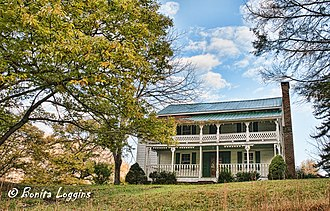 National Register of Historic Places listings in Alleghany County, North Carolina - Image: DSC 4994 Edit