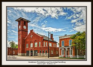 Henderson Fire Station and Municipal Building - Image: DSP16 MM.Henderson FD 2