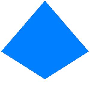 Deltoidal icositetrahedron - Image: DU10 facets
