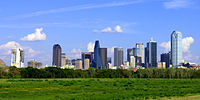 Dallas, Texas Skyline 2005.jpg