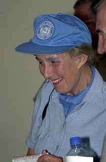 Margaret Anstee British diplomat and writer