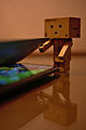 Danbo want to use my smart phone (16219770871).jpg
