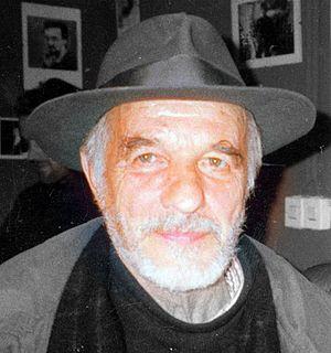 Dane Zajc Slovenian writer, poet