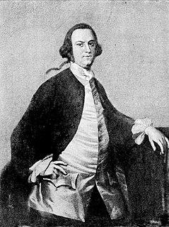 Daniel Carroll American politician, signer of the US Constitution (1730–1796)