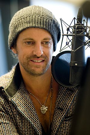 "SOS (Rihanna song) - ""SOS"" displaced Daniel Powter's (pictured) ""Bad Day"", which spent five consecutive weeks atop the chart, from the number one position on the US Billboard Hot 100, from number one."