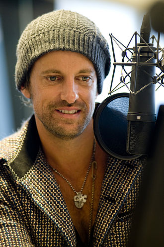 """SOS (Rihanna song) - """"SOS"""" displaced Daniel Powter's (pictured) """"Bad Day"""", which spent five consecutive weeks atop the chart, from the number one position on the US Billboard Hot 100, from number one."""