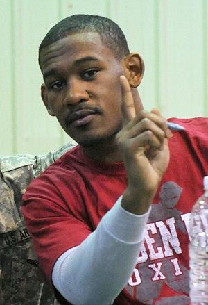 Daniel Jacobs (boxer) - Jacobs in 2011
