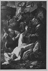 Martyrium des hl. Erasmus (zugeschrieben)