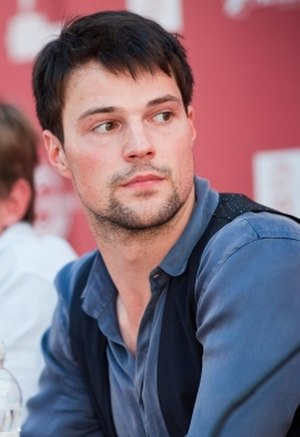 Danila Kozlovsky - Danila Kozlovsky at the premiere of Soulless in Odessa, 2012