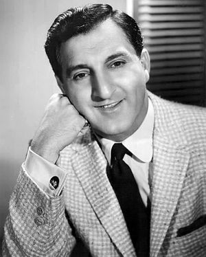 Sands Hotel and Casino - Danny Thomas performed at Sands on the opening night