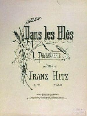 Hitz, Franz (m. 1891)