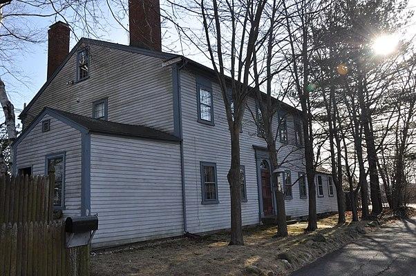 Sprague House (Danvers, Massachusetts)