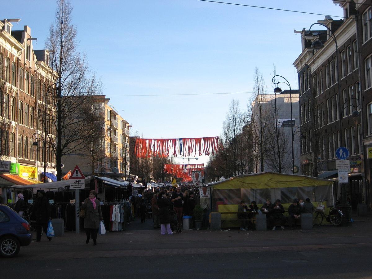 Dappermarkt - Wikipedia