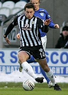 Darren McGregor Scottish footballer