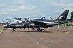 Dassault - Dornier Alpha Jet A 'ZJ645 - 45 (35734574741).jpg
