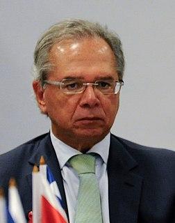 Paulo Guedes Brazilian economist