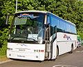 Davian Coaches coach (V204 EAL) 1999 Iveco Beulas, 10 May 2011.jpg