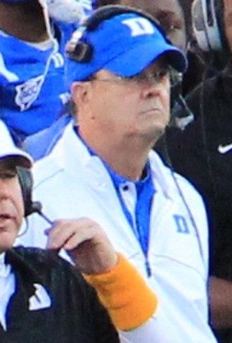 David Cutcliffe - Cutcliffe in 2012