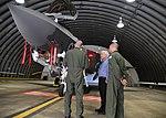 David Friedman visit to Nevatim Air Base, December 2017 DSC 1956P (38266720454).jpg