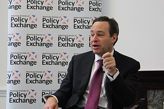 David Frum - Frum speaking to Policy Exchange in 2013