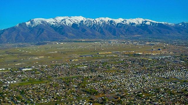 Parks City Utah To Layton