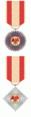 De Orde van de Rode Adelaar IVe en IIIe Klasse in de uitvoering voor niet-christenen 1851 - 1861 Pruisen.png