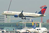 N723TW - B752 - Delta Air Lines
