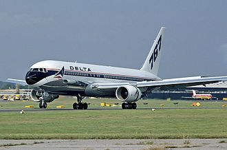 Boeing 767 - The 7X7 made its Farnborough Airshow debut in 1982 as the 767-200.