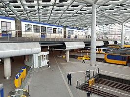Den Haag Centraal railway station