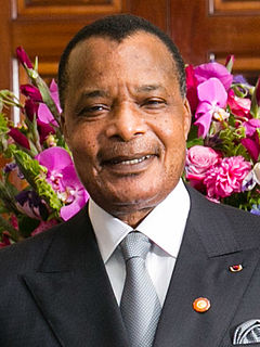 President of the Republic of the Congo