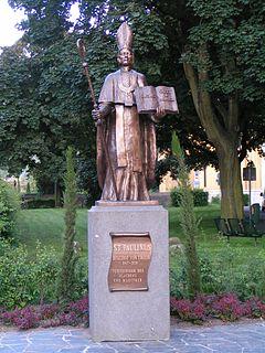 Paulinus of Trier Roman Catholic bishop and saint