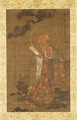 Deoksewi, 153rd of the 500 Nahans (Arhats)