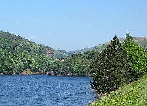 Derwent island dam(large)