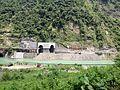 Desilting tunnel of Zengwun Reservoir.jpg